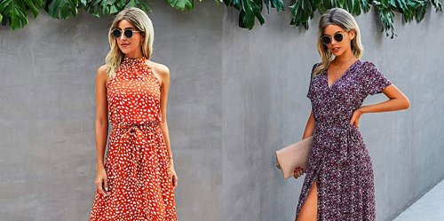 12 Maxi Dresses on Amazon That You'll Want to Wear Every Day