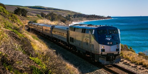 You Can Tour the U.S. For Just $299 with This Amtrak Rail Pass