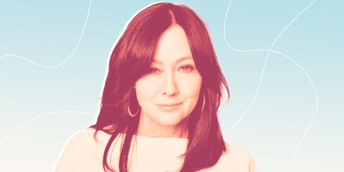 Shannen Doherty, 50, Shares Makeup-Free Selfie on Instagram: 'My Face Reflects My Life'