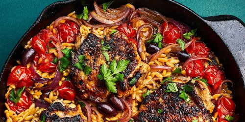 28 One-Pot Dinners for the Mediterranean Diet