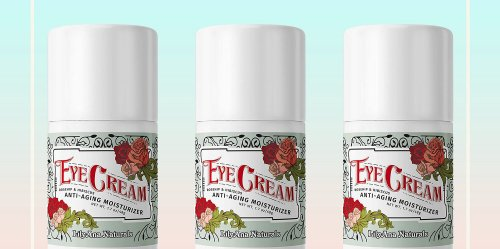 This Top-Rated Eye Cream Reduces Dark Circles and Wrinkles in 2 Days, According to Shoppers
