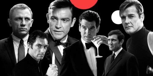 An Agent of Change: How each James Bond actor personified his era
