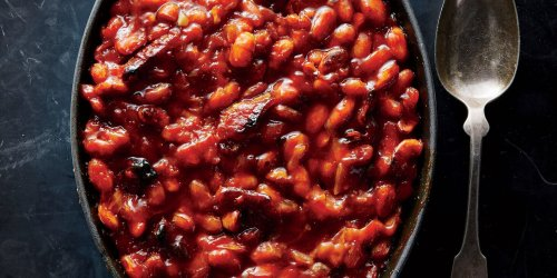 Maple-Bacon Baked Beans Recipe