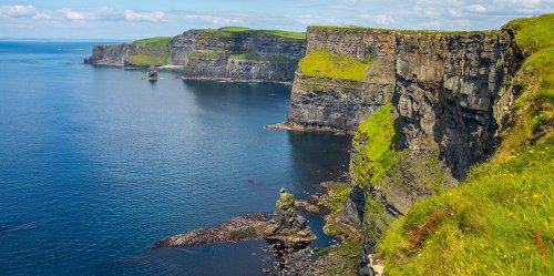 The Cliffs of Moher - Top Ireland Vacation Spot
