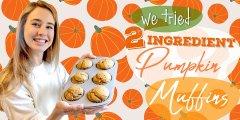 Discover pumpkin muffins