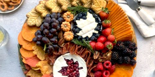 9 Thanksgiving Charcuterie Boards to Make Instead of a Turkey Dinner