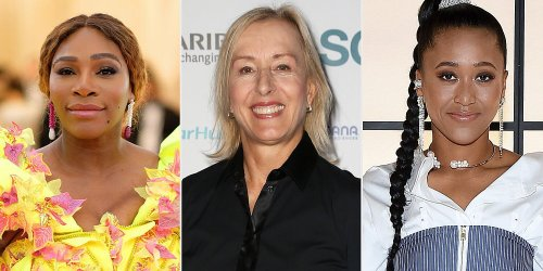 Serena Williams, Martina Navratilova, and More Stars Show Support for Naomi Osaka After French Open Exit