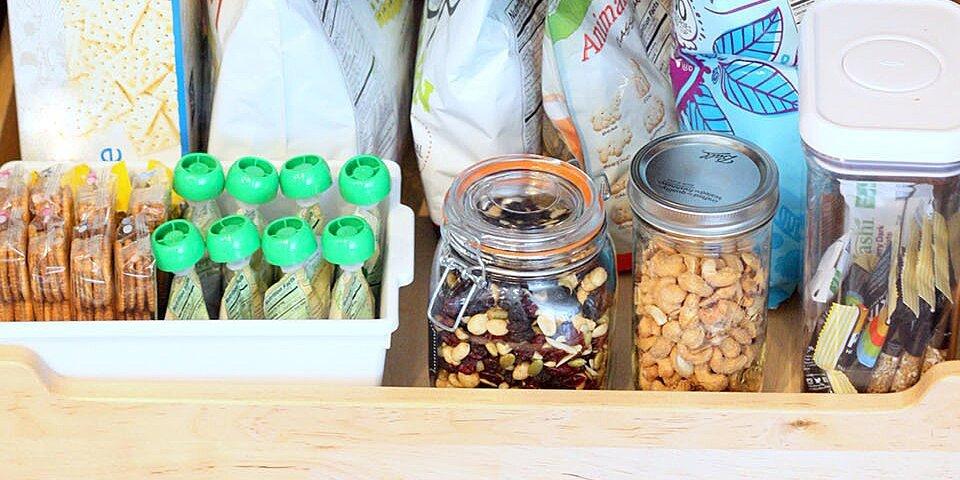 The Best Ways to Organize Your Pantry, Freezer & Fridge