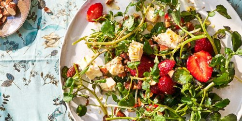 Explore the Savory Side of Strawberries with These Unexpectedly Delicious Ideas