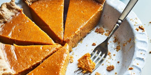 Brown Butter Sweet Potato Pie
