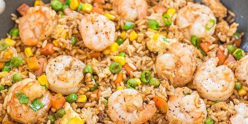 8 Delicious Shrimp Fried Rice Recipes