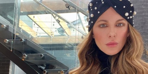 Kate Beckinsale on Dressing Up Her Cats in Quarantine: 'That's What Took the Toll'