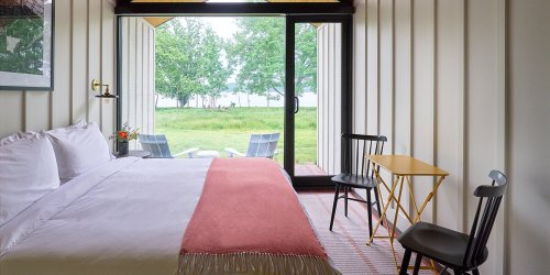 This New Hudson Valley Hotel Is Like Summer Camp for Adults — and I Can't Wait to Go Back