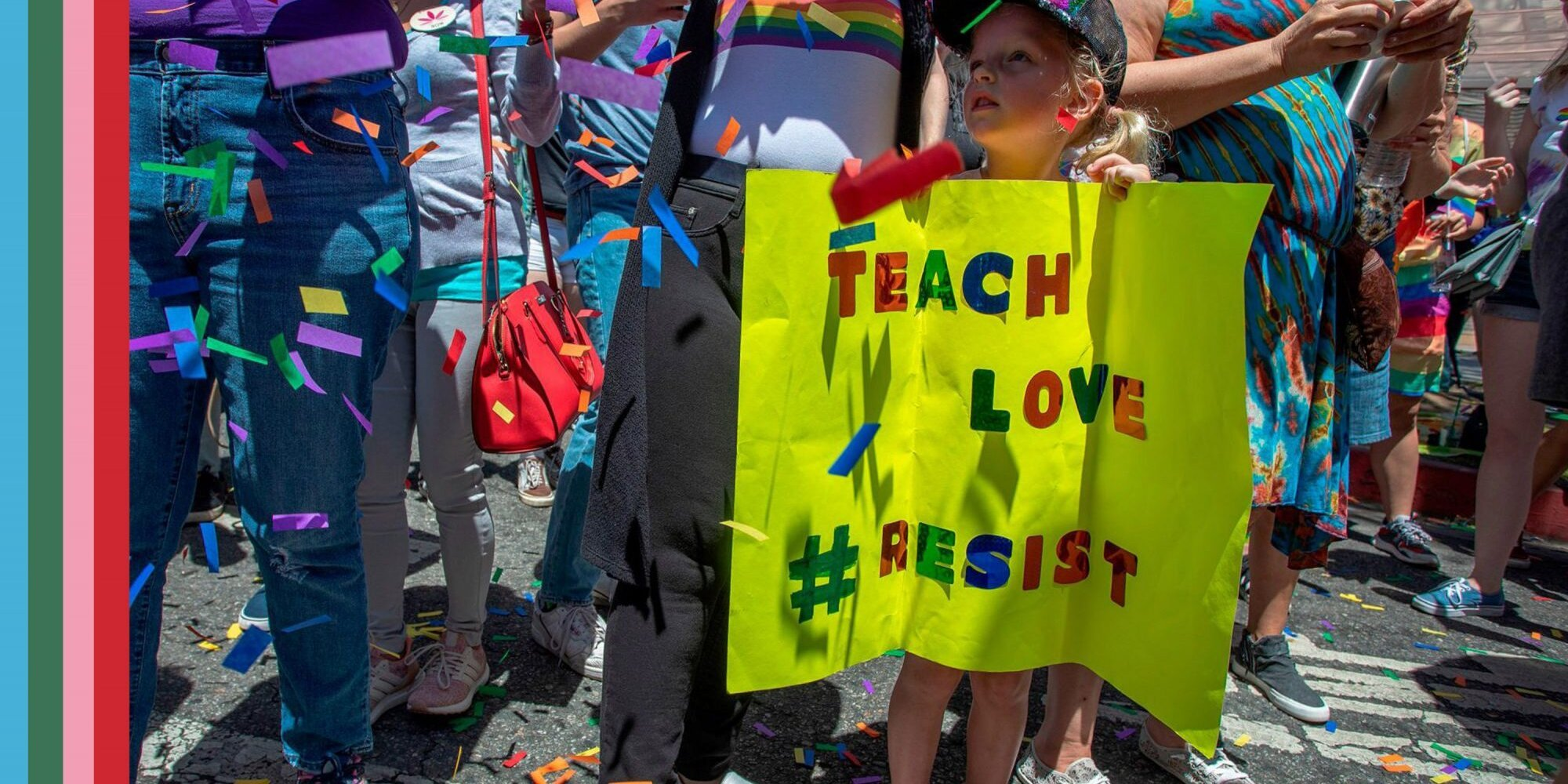 What It Means to Be an LGBTQ+ Ally—And How to Raise One