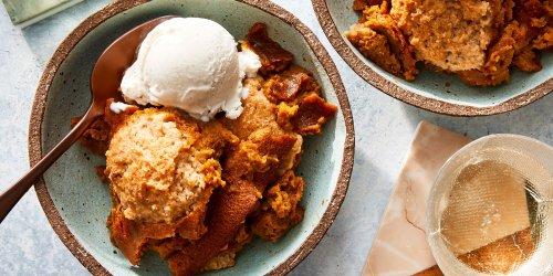 Pumpkin Cobbler Is the Warm Fall Dessert We've Been Waiting For