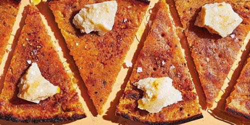 Socca Is the Delicious, Gluten-Free Chickpea Flatbread You'll Want to Snack On 24/7
