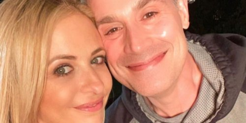 Sarah Michelle Gellar Mixes Up Date of Wedding Anniversary: 'Thought It Was Tomorrow'