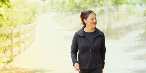 Doing This Walking Workout Every Day Could Help You Live Longer
