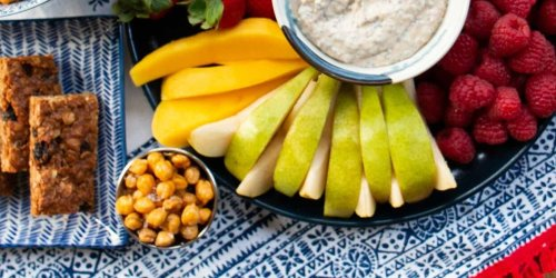 14 Easy, Healthy Snacks Kids Can Make
