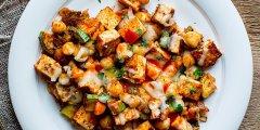 Discover vegetarian dinner