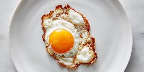 Extra Crispy Fried Eggs Will Change Your Life Recipe | Extra Crispy