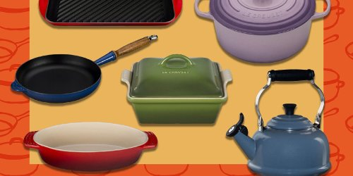 Le Creuset's Famous Factory-to-Table Sale Just Went Live-Here Are 11 Deals Worth Shopping