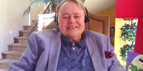 Comedian Louie Anderson Says He's Lost About 40 Lbs. Through Intermittent Fasting