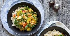 Discover vegan meals