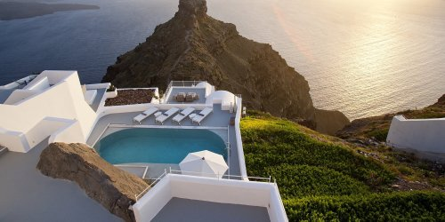 I Stayed at the Best Resort in Greece — Here's What It Was Like
