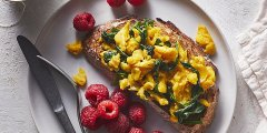 Discover healthy breakfast recipes