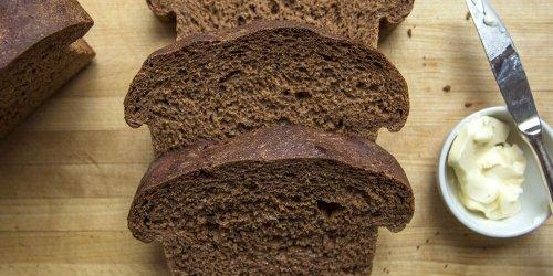 Pumpernickel Bread Recipe