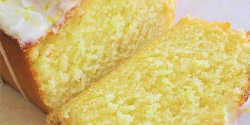10 Luscious Lemon Loaf Cakes