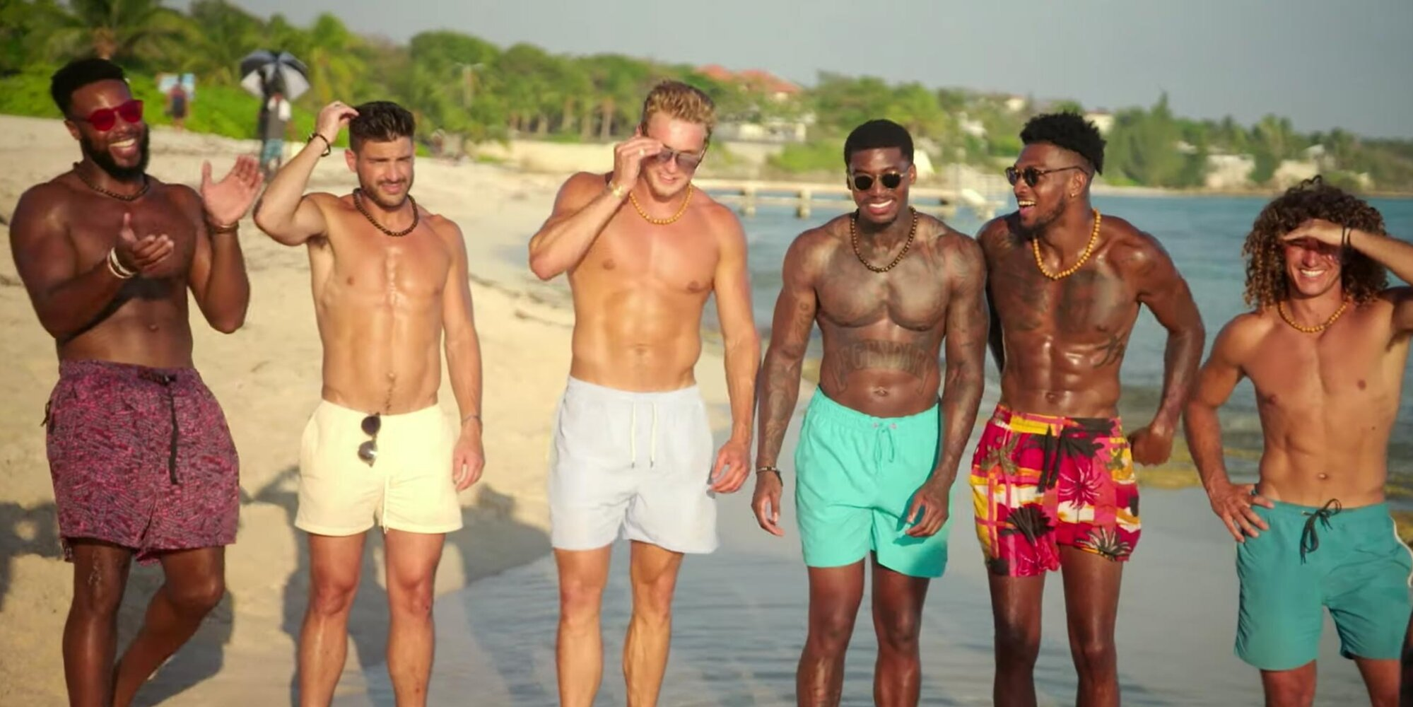 Watch the trailer for HBO Max's 'FBoy Island,' which is somehow a real show