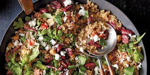 30 Days of Mediterranean Diet Dinners