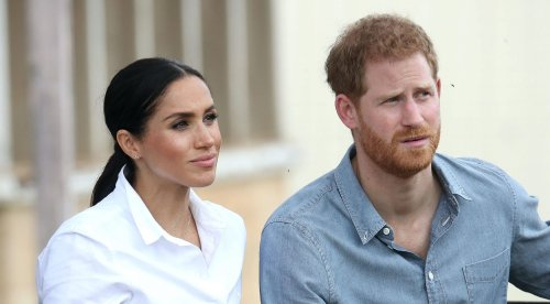 Buckingham Palace Seemingly Responds to Backlash Over Meghan Markle and Prince Harry's Daughter