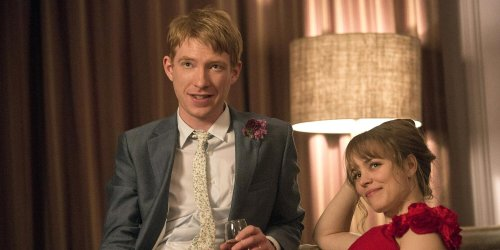 Domhnall Gleeson thought this 'About Time' scene looked like he was trying to kill Rachel McAdams