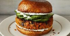 Discover vegan burger