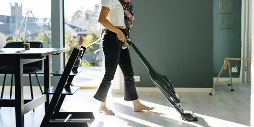 Why I Stopped Sweeping My Kitchen, and Started Using This Vacuum On Every Surface Instead