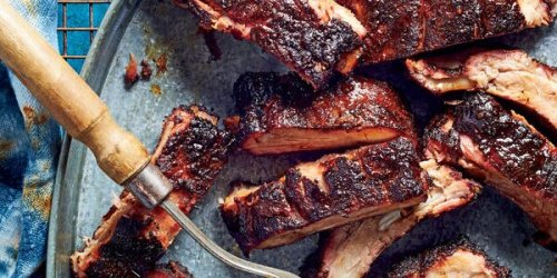Memphis Dry-Rubbed Baby Back Ribs Recipe
