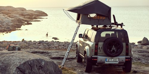 Thule's Newest Rooftop Tent Is What Every Avid Camper Needs