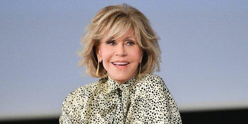 The CBD Jane Fonda Swears By Helps Me Sleep Like a Baby