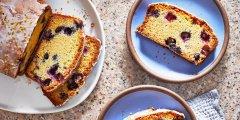 Discover blueberry cake
