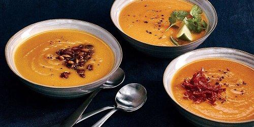 Pumpkin-Apple Soup Recipe