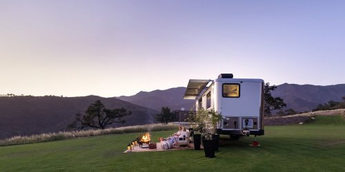 This Luxury RV Might Make You Consider Selling Your House