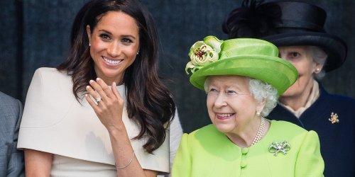 Queen Elizabeth Has Officially Met Her Namesake, Lilibet Diana