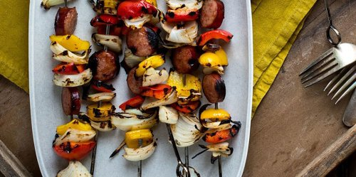 10 Grilled Sausage Recipes for Dinner This Weekend