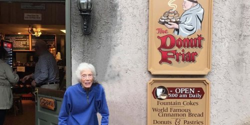 """The Donut Friar Mourning Loss of 'Matriarch"""" Carolyn Ryan"""