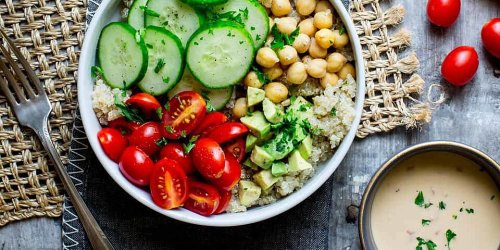 28 Vegetarian Dinners for High Blood Pressure