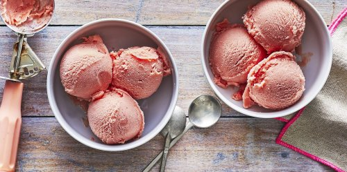This Homemade Watermelon Ice Cream Is Perfect For Hot Summer Days