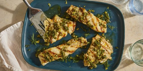 This Grouper Recipe is Ready for a Kiss on the Grill